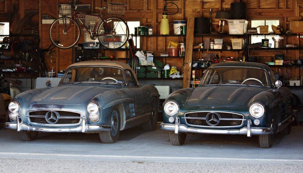 Mercedes-Benz-300-sl