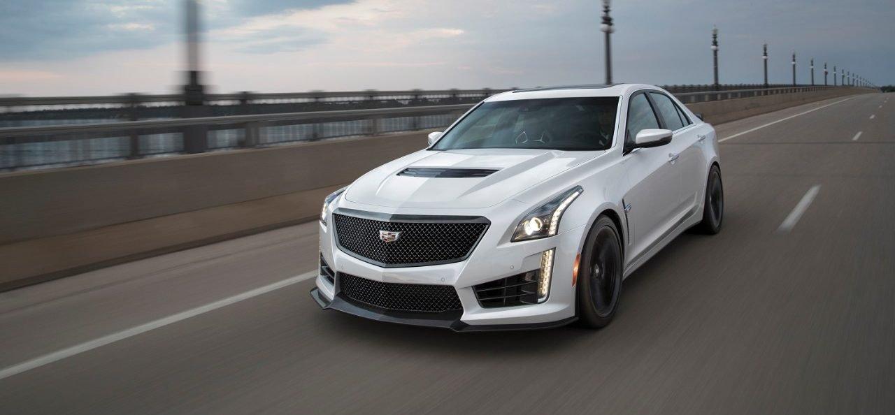 Cadillac CT-S V 2017