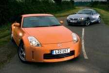 Nissan-350z-vs-Bmw-Z4