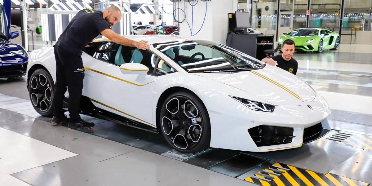 Lamborghini Huracán Papa