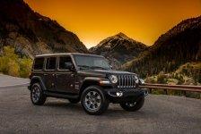 Salen a la luz las primeras imágenes del Jeep Wrangler 2018