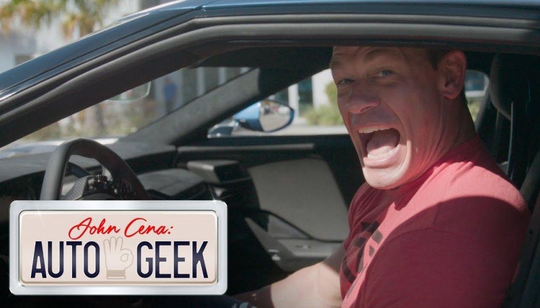 Ford demanda a John Cena por la venta de su GT