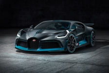 Bugatti Divo 2019 1
