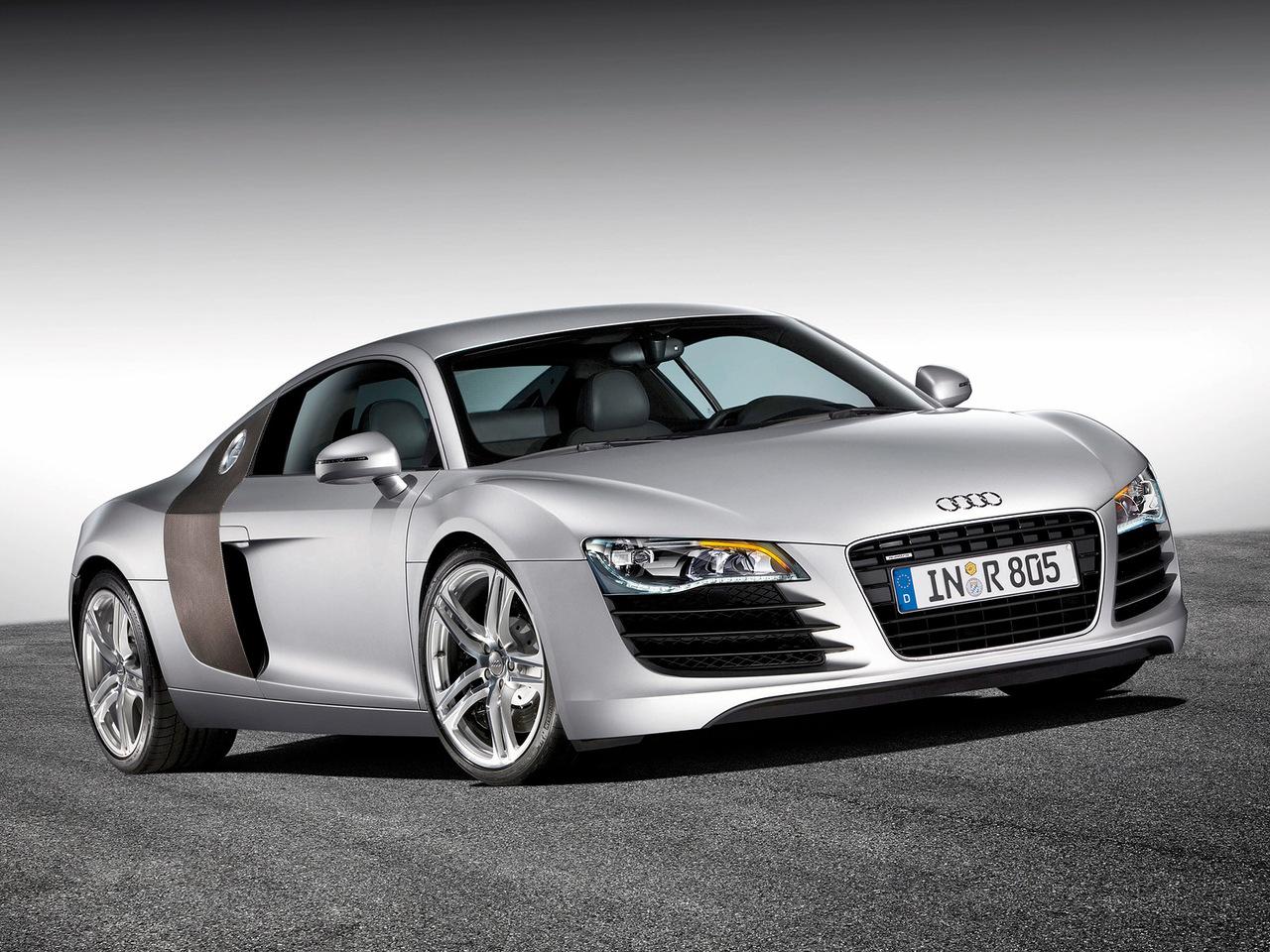 Audi R8 2008 Precio