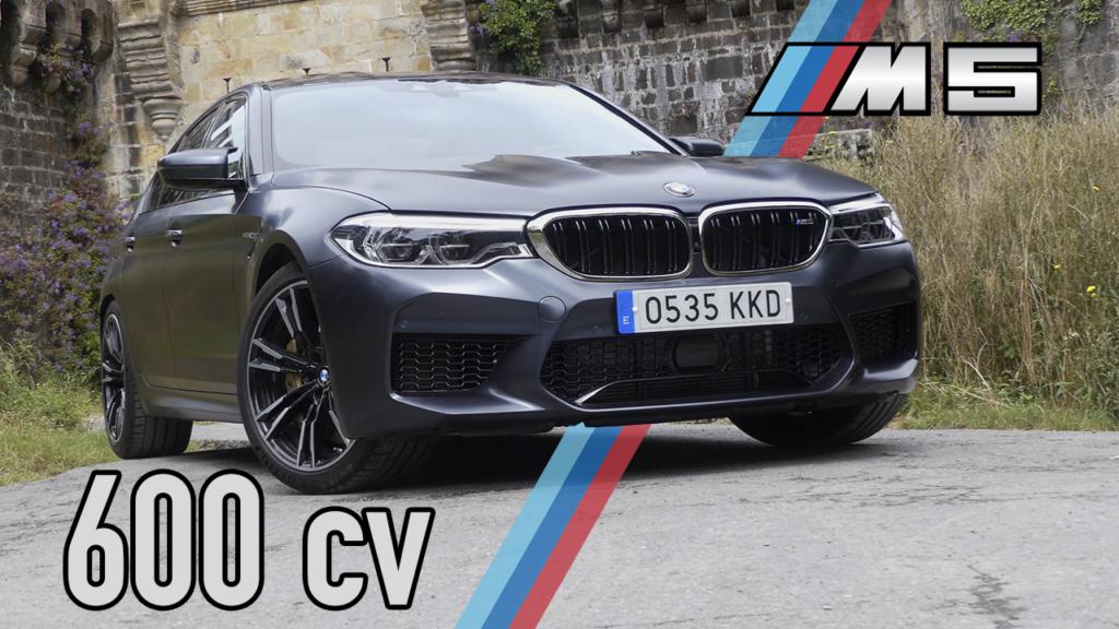 BMW M5 2018 Review en Español: ¿La berlina más rápida?