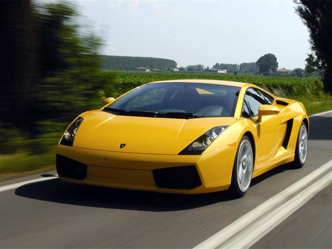 Lamborghini Gallardo 2004 Precio