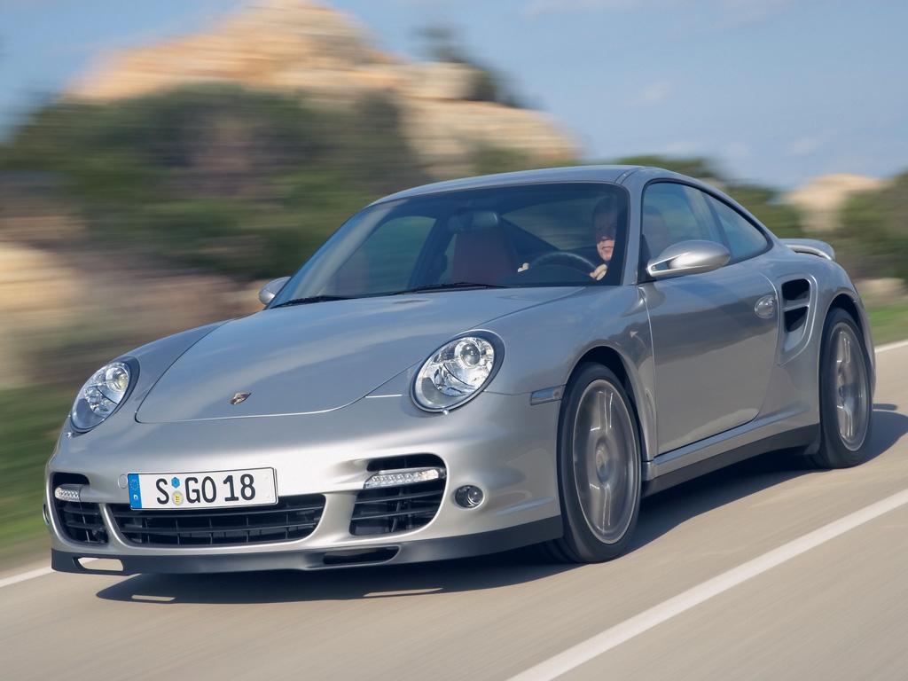Porsche 911 997 Turbo 2007 Precio