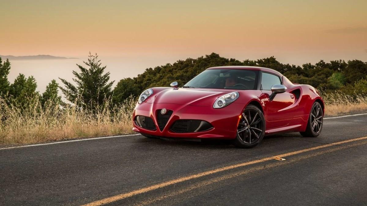 Futuros clásicos: Alfa Romeo 4C