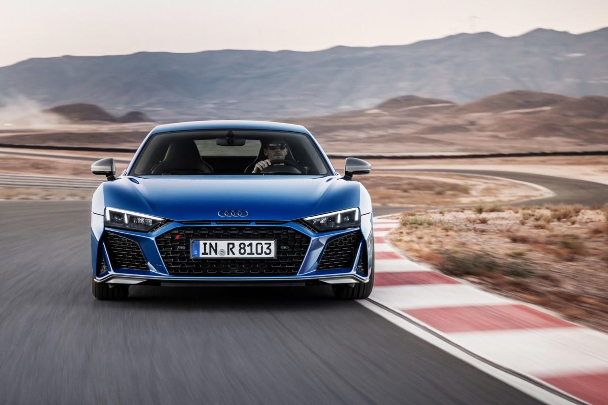 Audi R8 precio