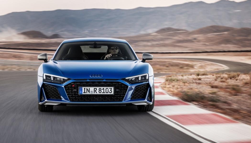 Audi R8 2019 Frontal