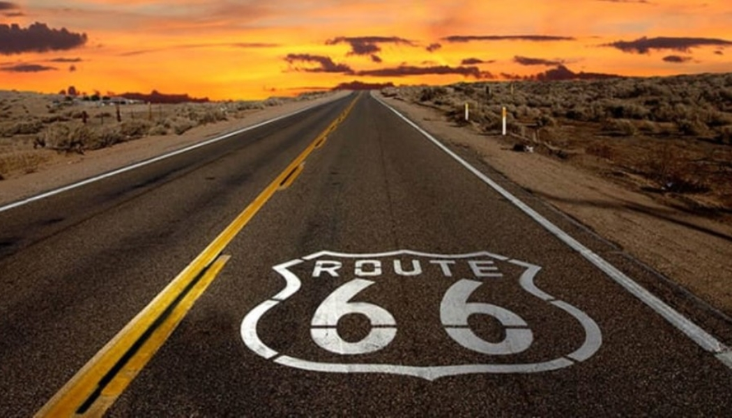 Rutas de Estados Unidos: Ruta 66