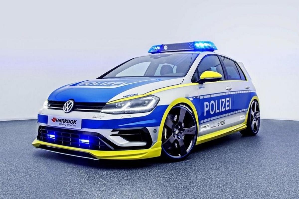 Volkswagen Golf 400R Policía Alemania