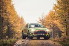 Aston Martin DBX Frontal