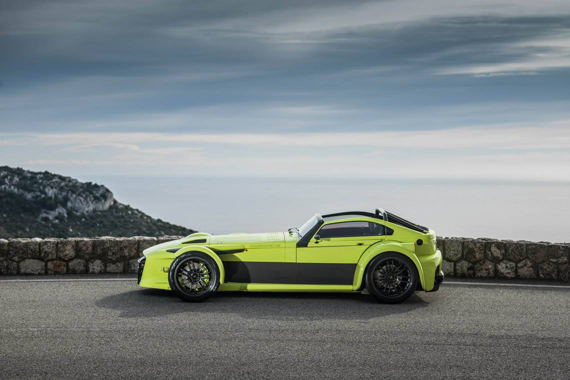 Donkervoort D8 GTO-RS