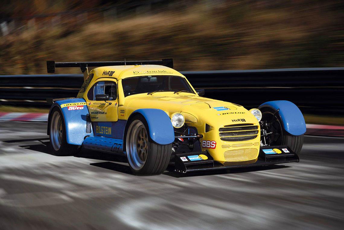 Donkervoort Racing