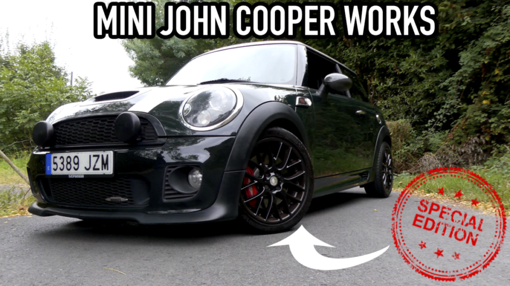 El MINI JOHN COOPER WORKS más exclusivo