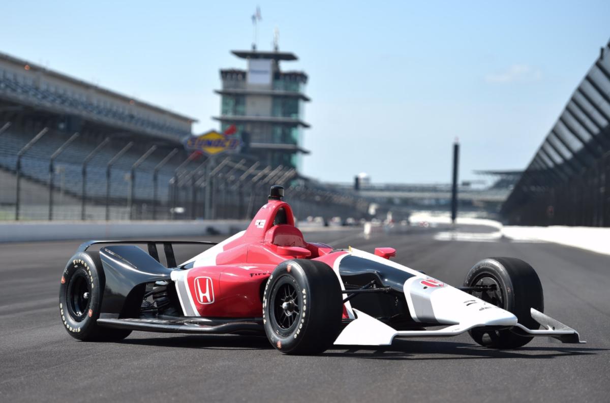 IndyCar F1 Chasis
