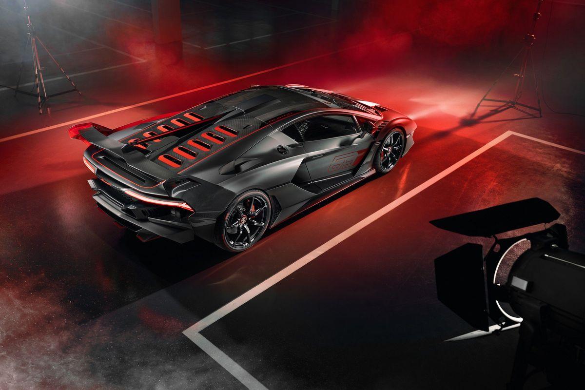 Lamborghini SC18 Alston 2