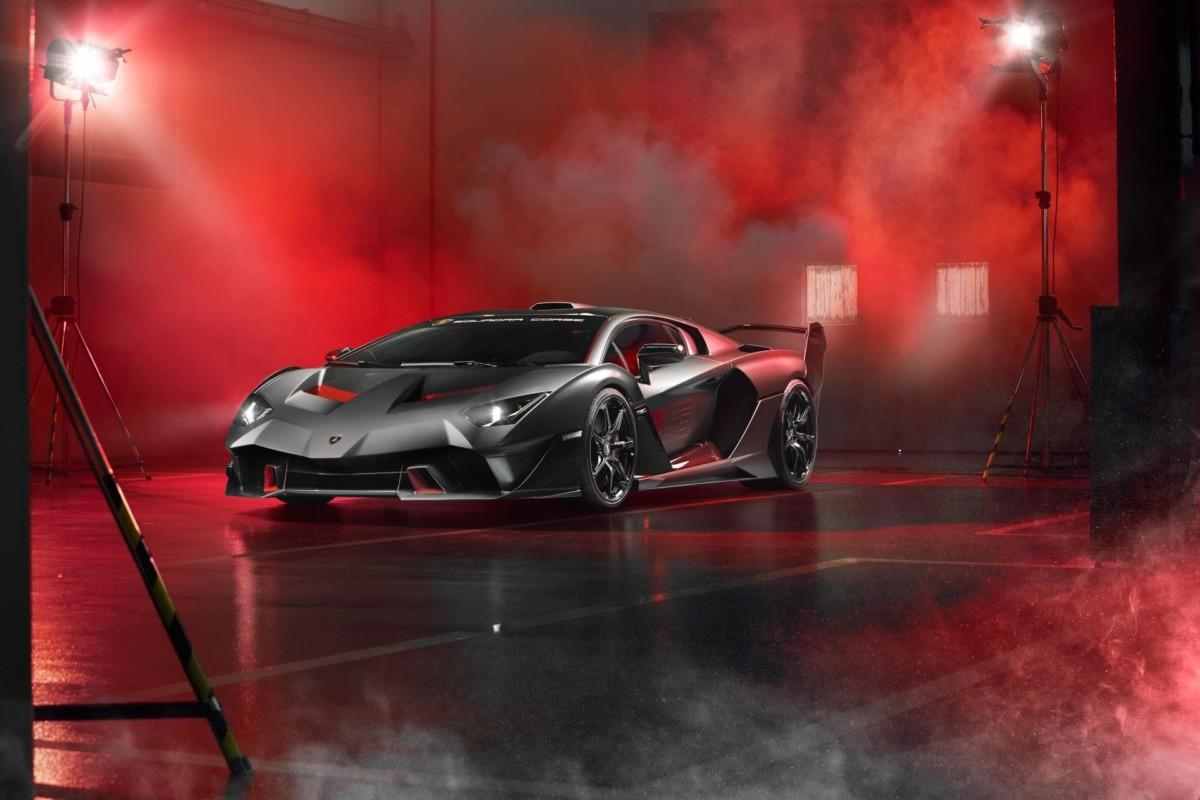 Lamborghini SC18 Alston 3