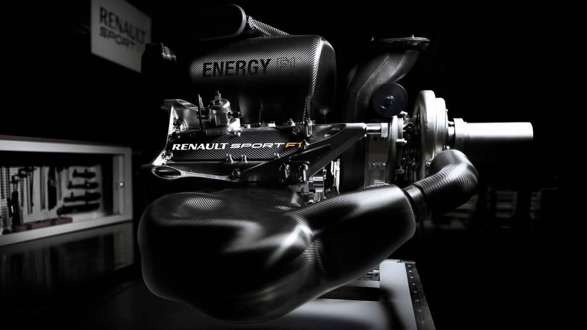 Motor Renault Sport F1