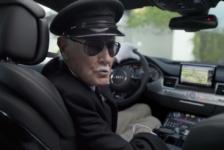 Stan Lee Audi S8
