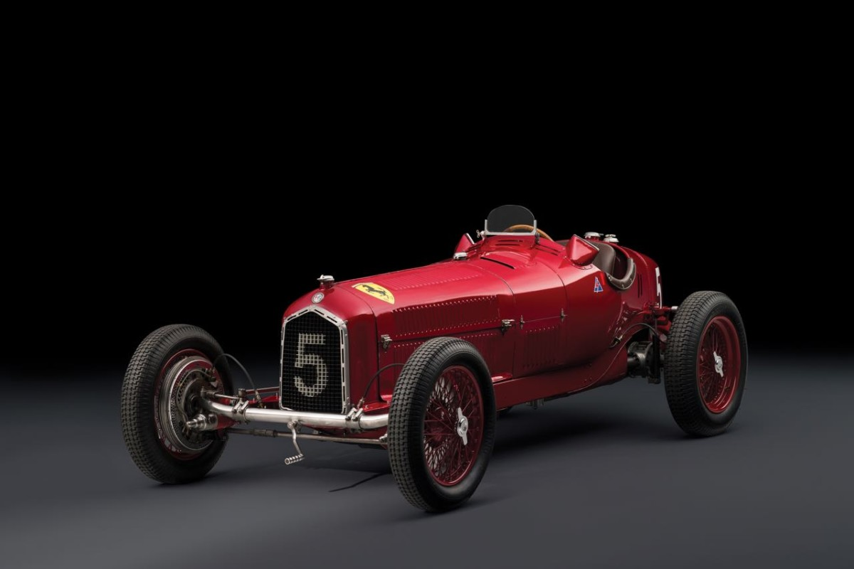 Alfa Romeo Tipo B P3 Ferrari