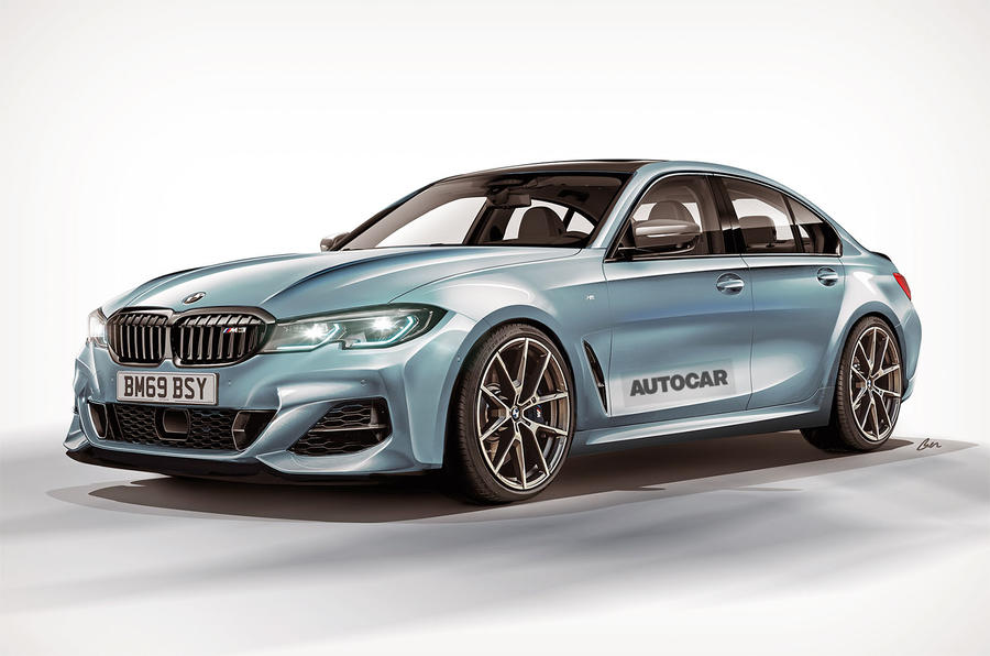 BMW M3 2020