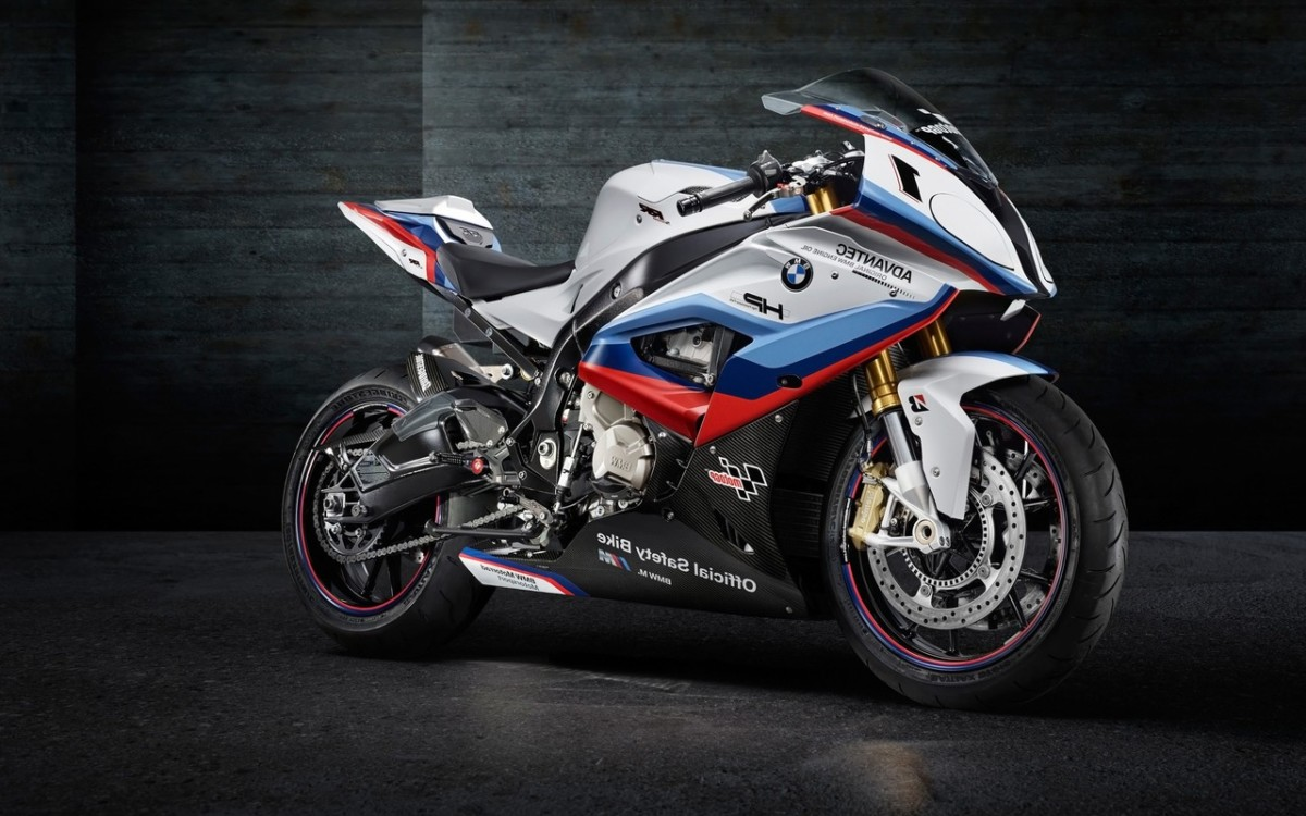BMW Safety Bike Moto GP