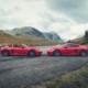 Porsche 718 Cayman T vs Porsche 718 Boxster T