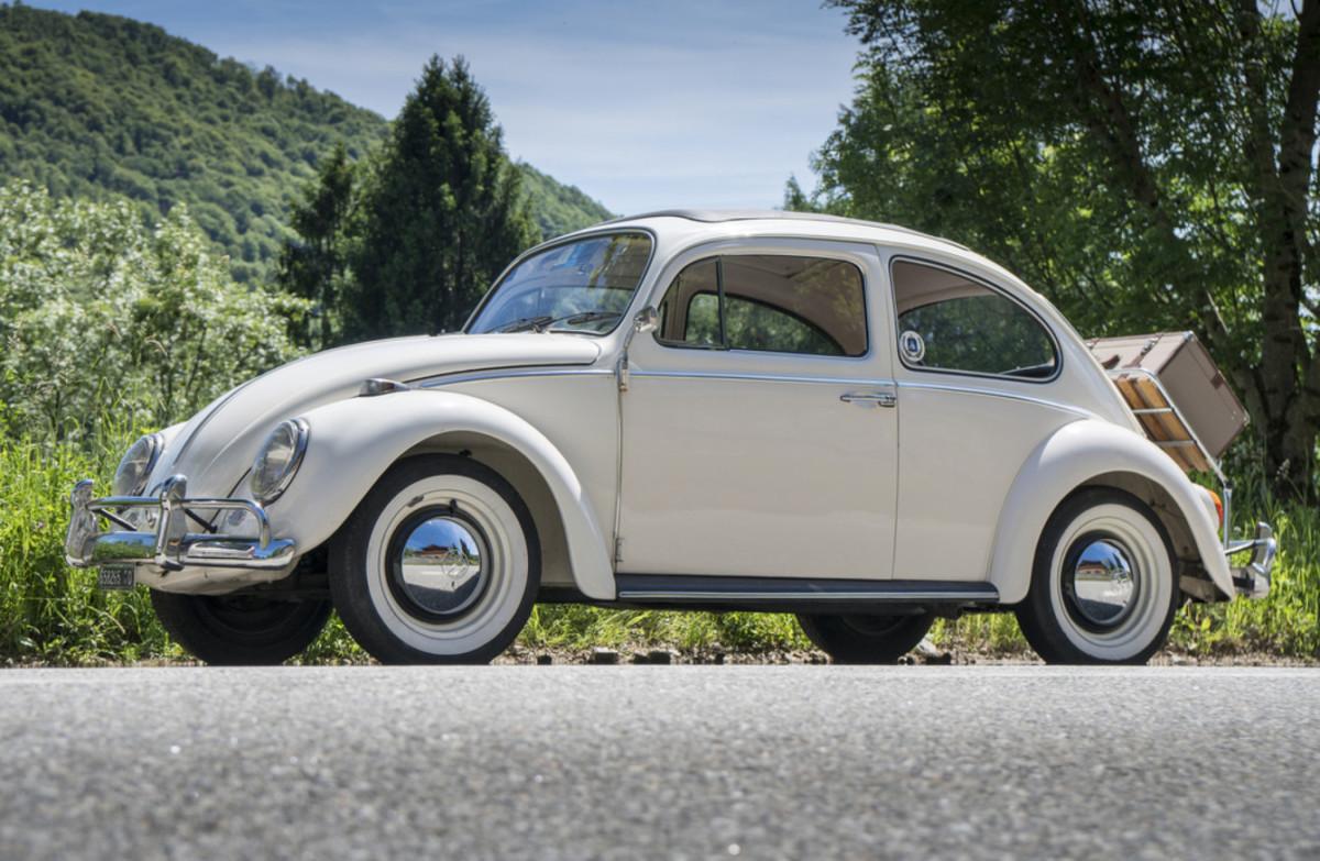 Volkswagen Beetle Clásico