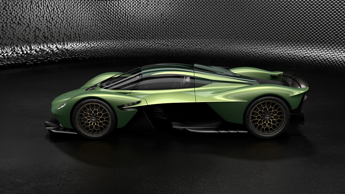 Aston Martin Valkyrie AMR Track Performance Pack Ultimate