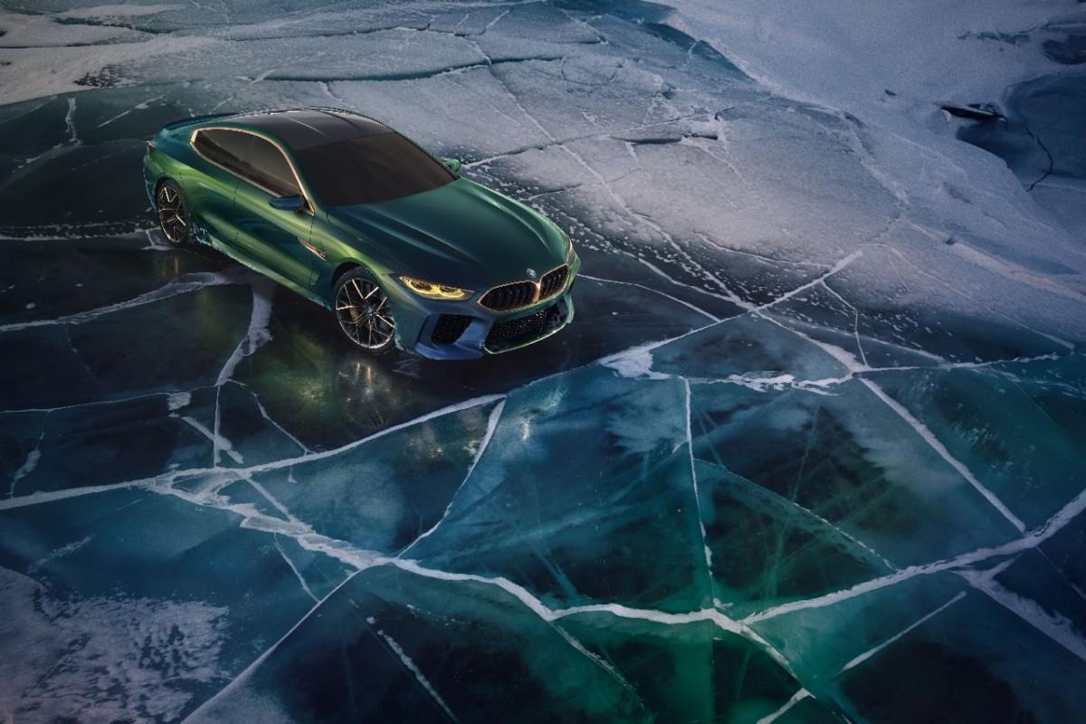 Coches 2019-BMW M8 Gran Coupé