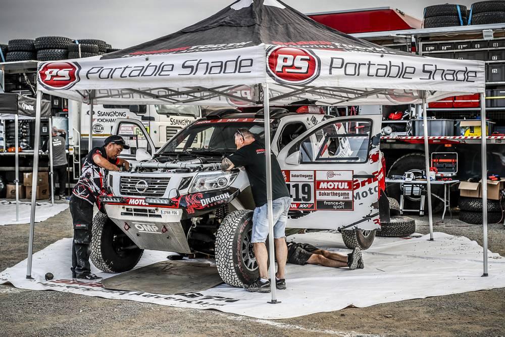 Rally Dakar 2019 Verificaciones