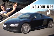 Un día con un Audi R8