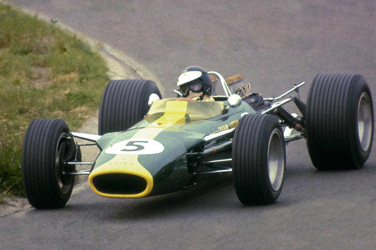Lotus y la F1