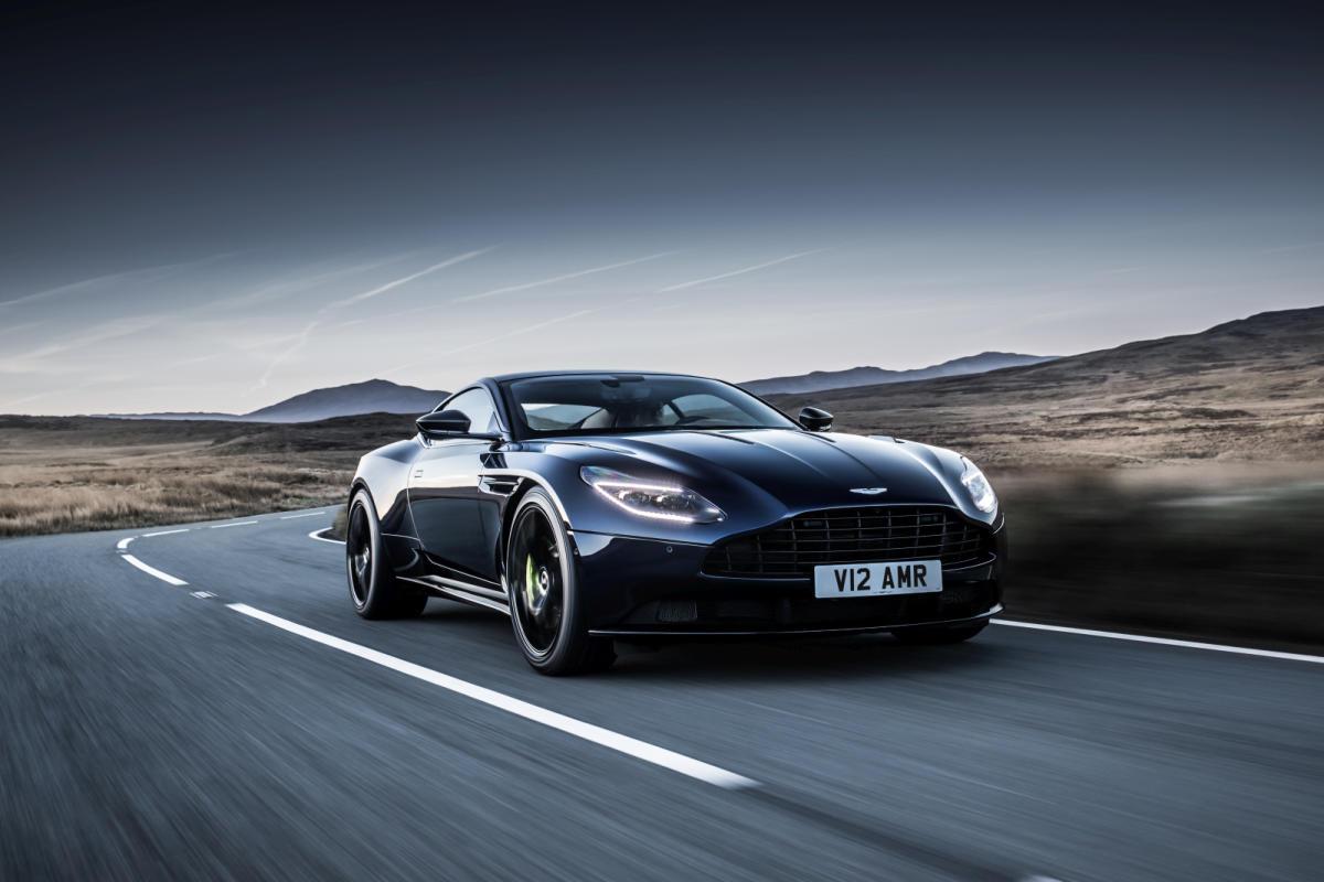 Aston Martin DB11 precio