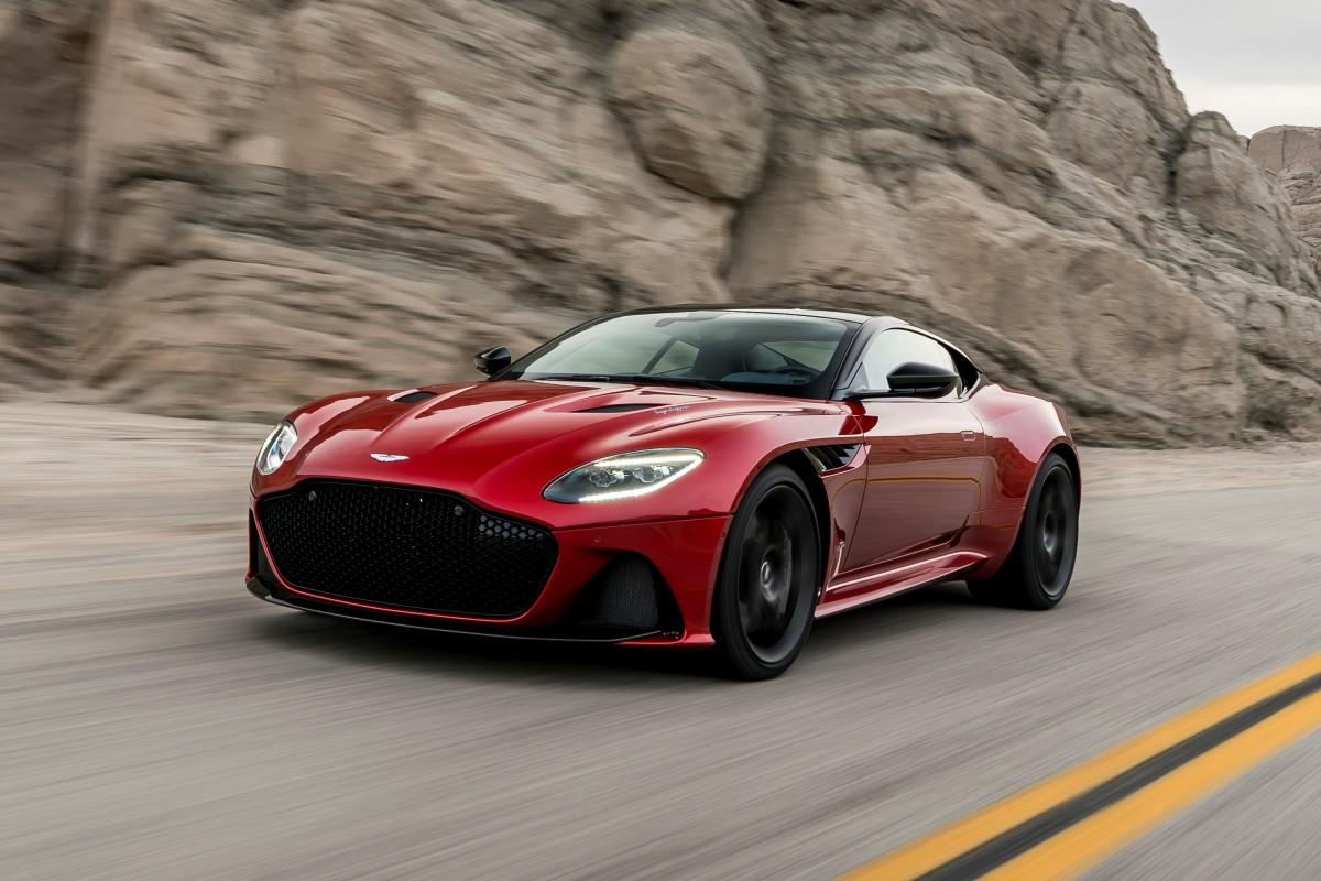 Aston Martin DBS Superleggera precio