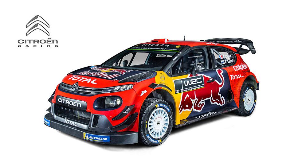 Citröen C3 WRC (2019)