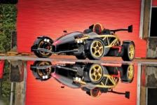 Coches con mejor relacion peso:potencia Hennessey Venom GT