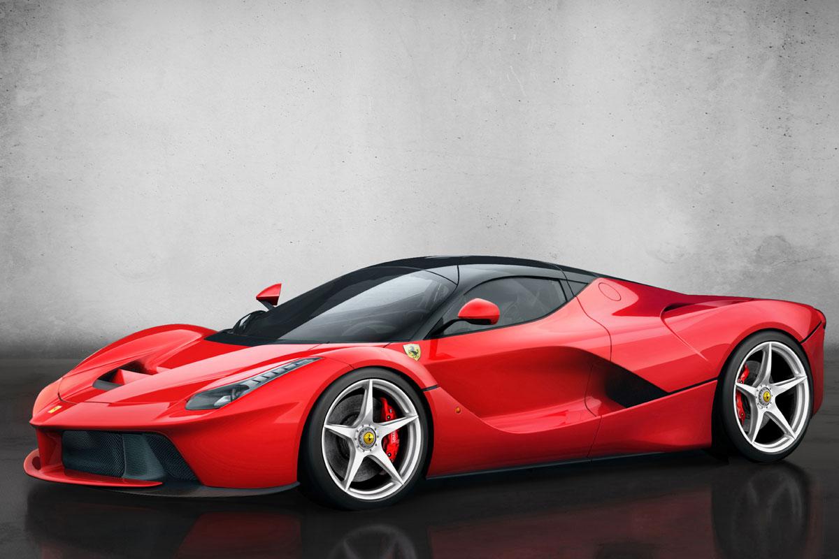 Relacion peso/potencia Ferrari LaFerrari