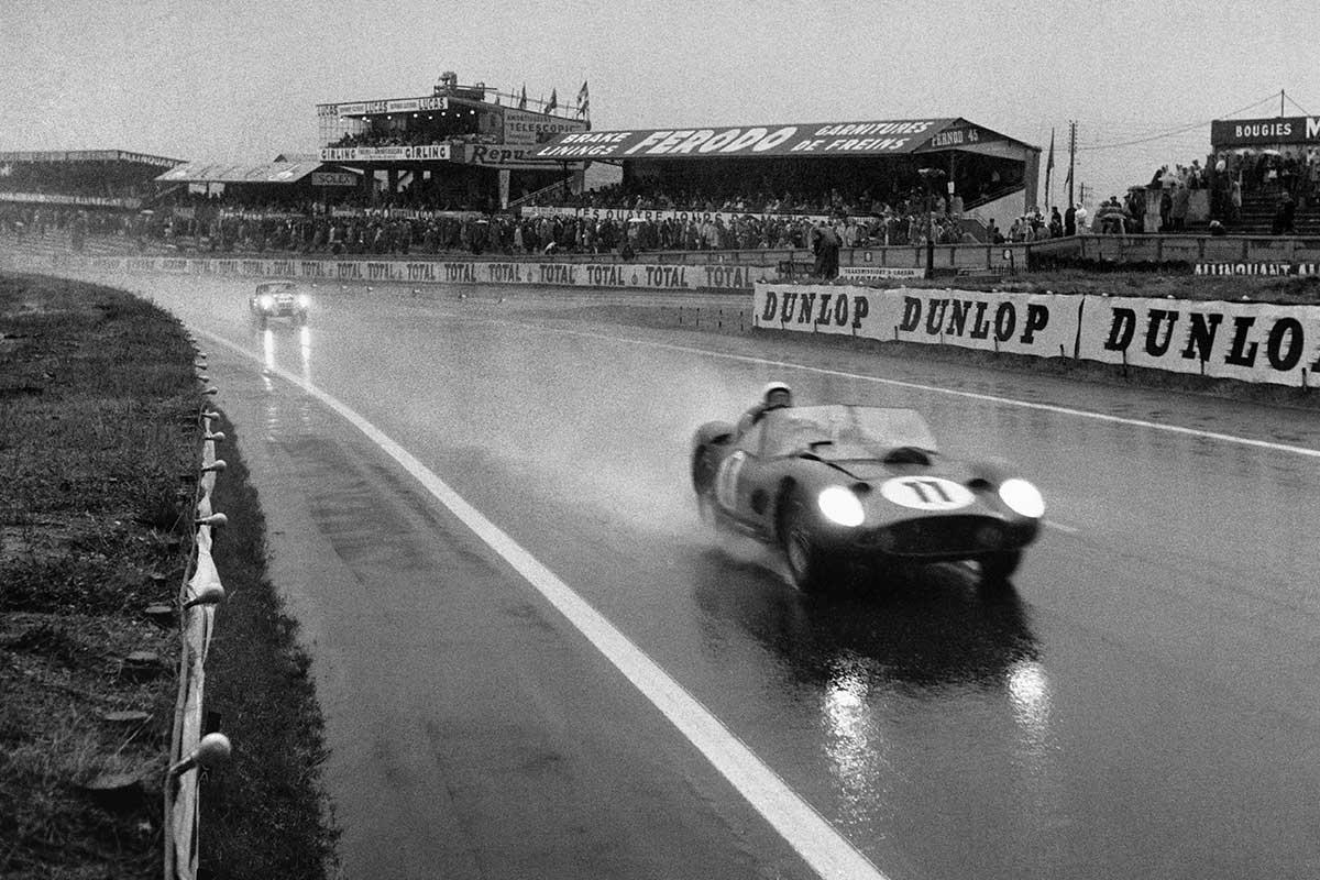 Ferrari 250 TR 24 h de Le Mans