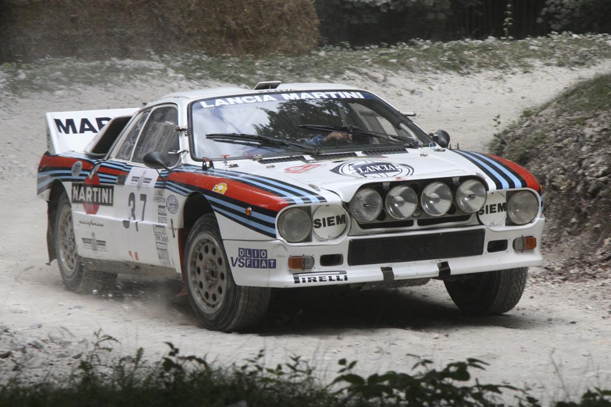 Lancia Rally 037 WRC