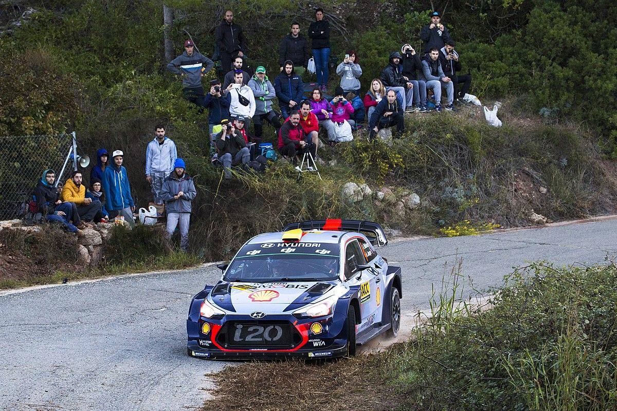 Rally Cataluña Rally RACC
