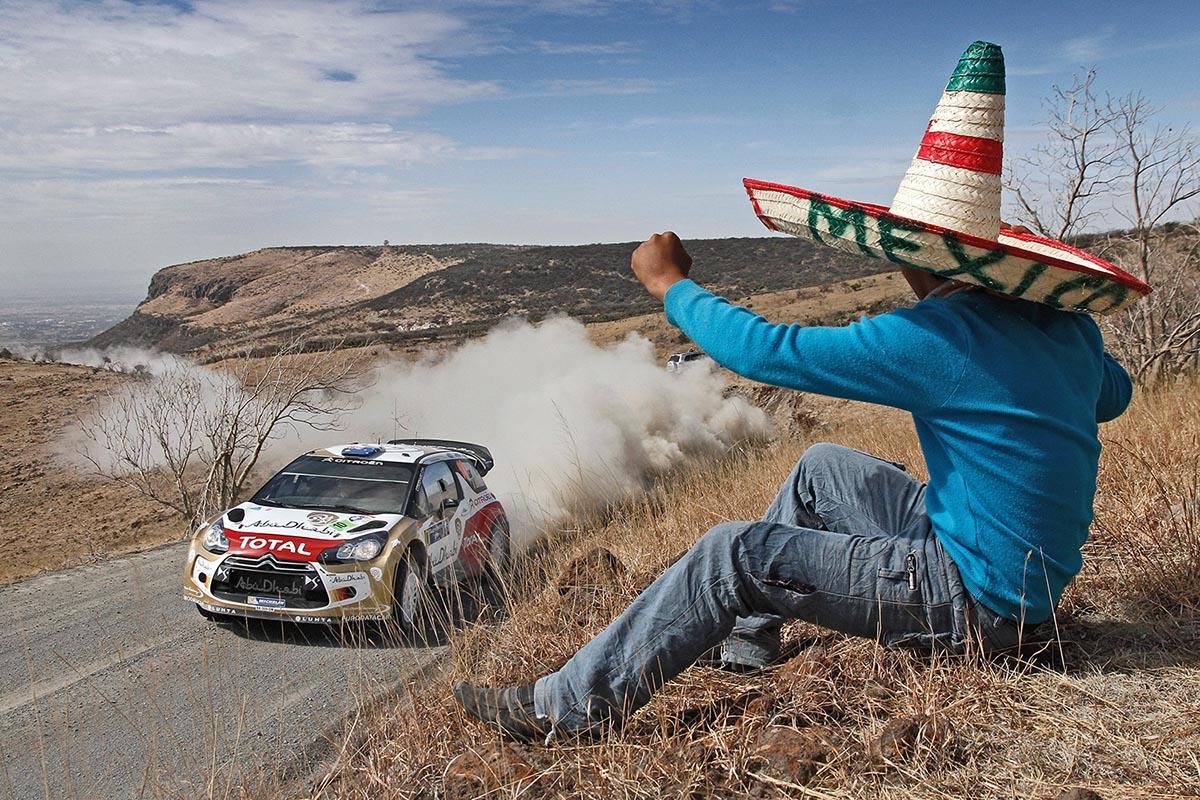Rally Guanajauto Mexico WRC