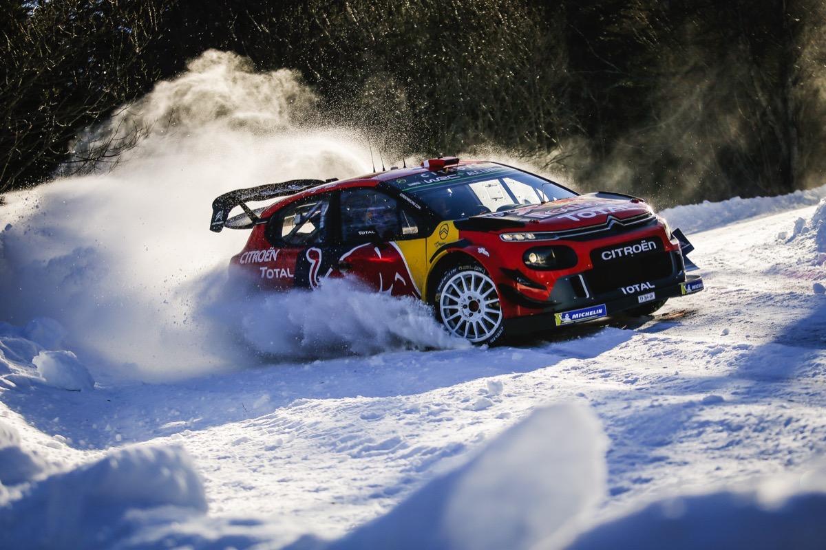 Rally Montecarlo WRC
