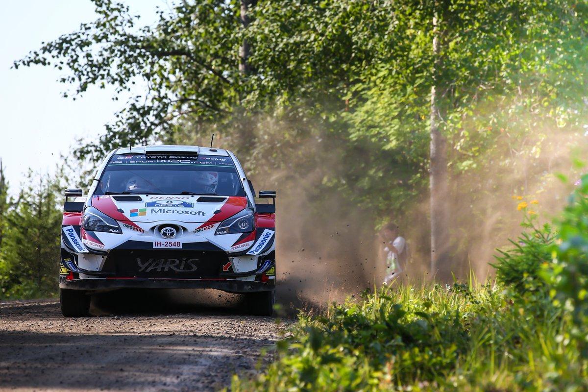 Rally de Finlandia WRC