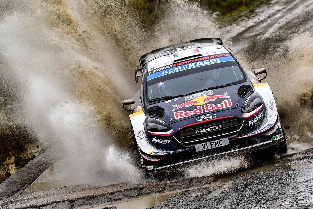 Rally de Gales RAC Rally