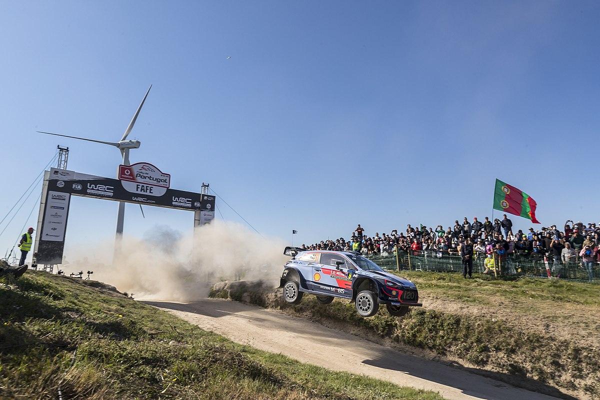 Rally de Portugal WRC