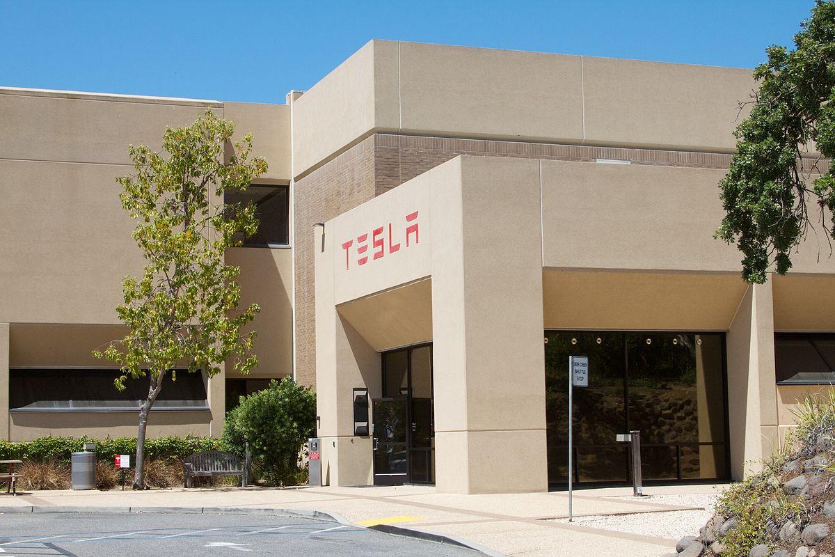 Sede Tesla Motors
