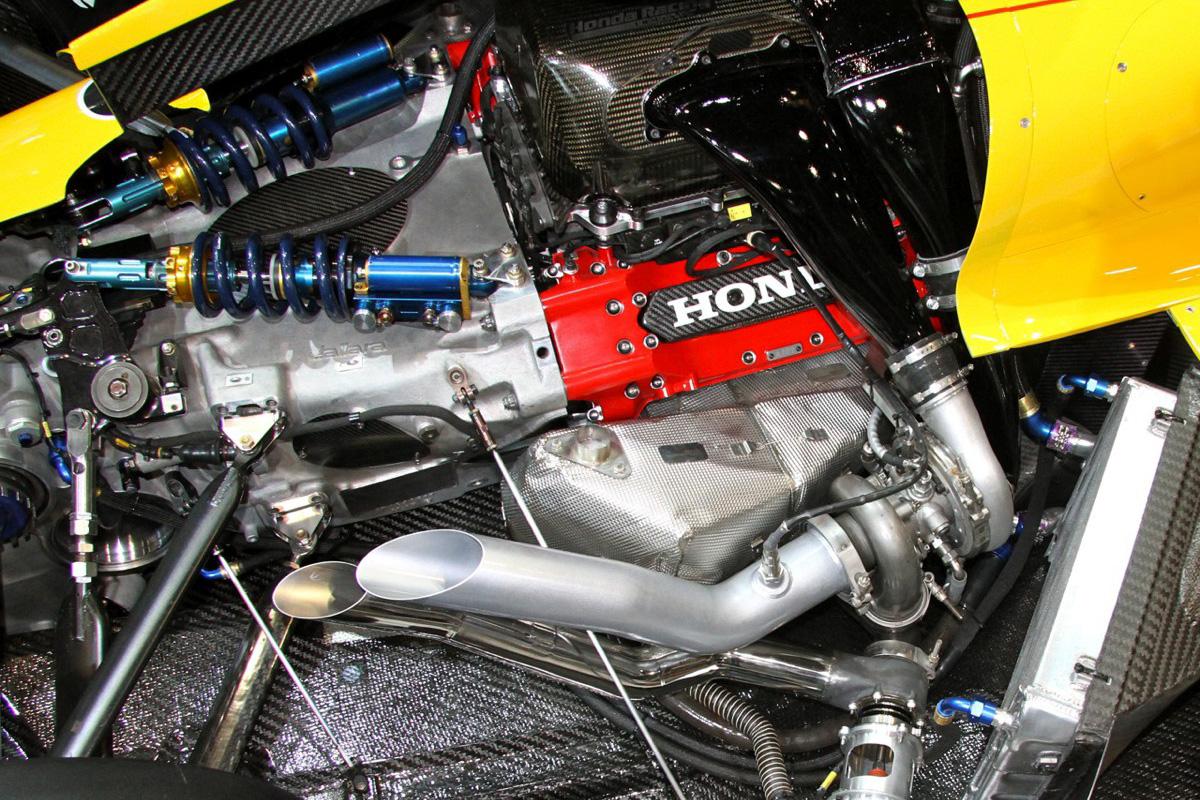 Motor Honda IndyCar